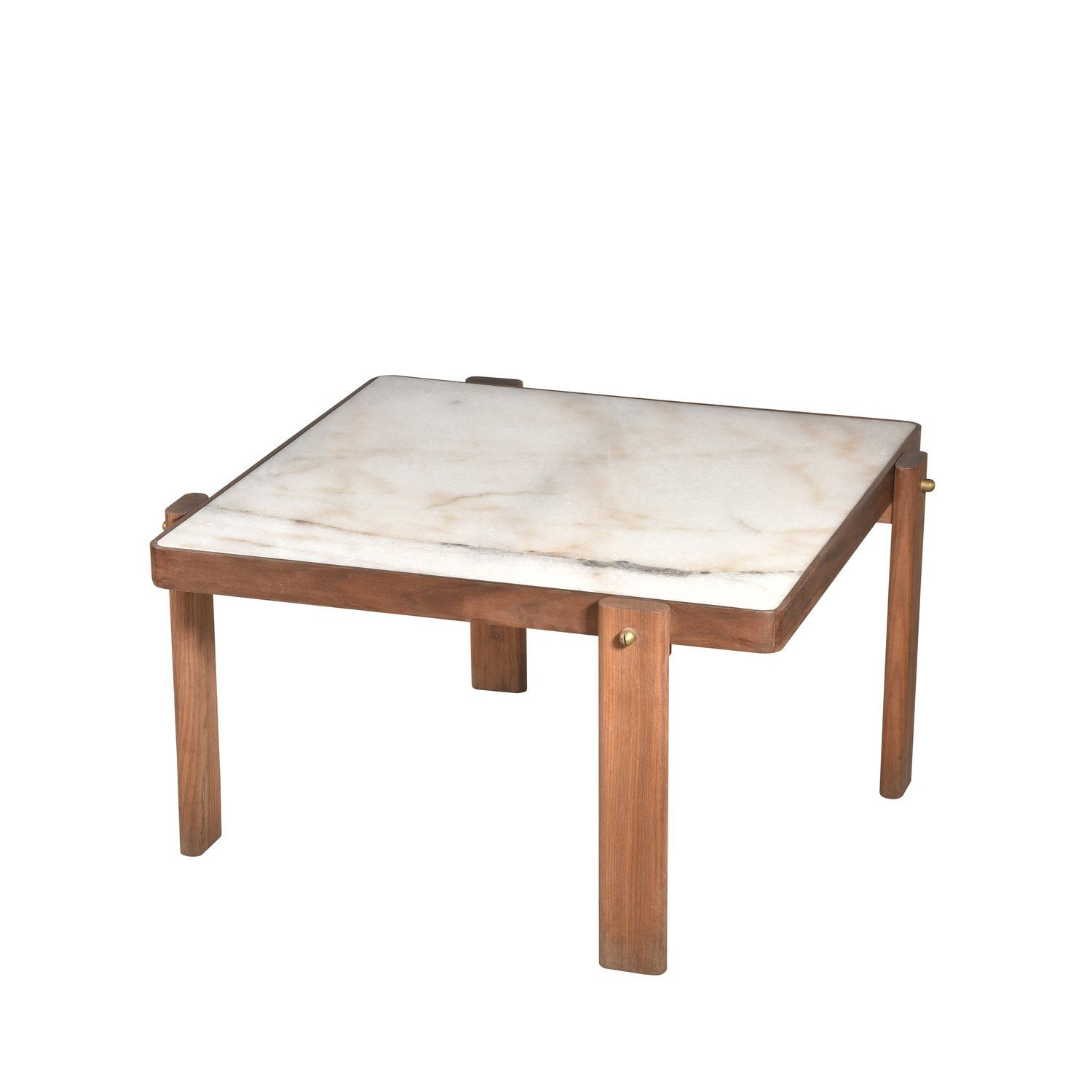 Marble Top Coffee Table Is Here Square Coffee Table With Marble Top American Walnut Frame Mid Cent Coffee Table Marble Top Coffee Table Marble Tables Design [ 1500 x 1500 Pixel ]