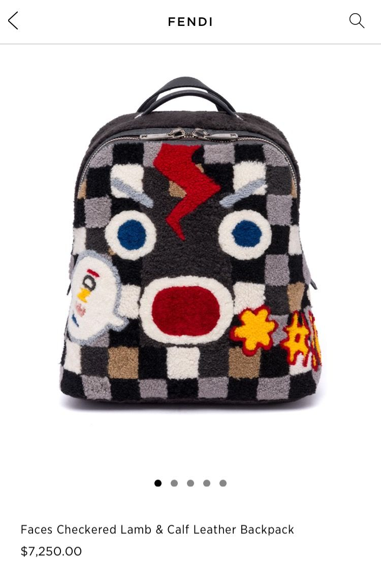 aaa0399727ff Mens Designer Backpacks, Leather Handle, Calf Leather, Convertible Backpack,  Calves, Leather