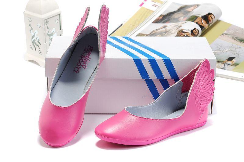 Barato Adidas Originals By Jeremy Scott Ballerina Pink
