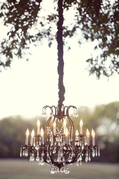 Wedding Inspiration Outdoor Chandelier Chandelier Outdoor Chandelier Lighting