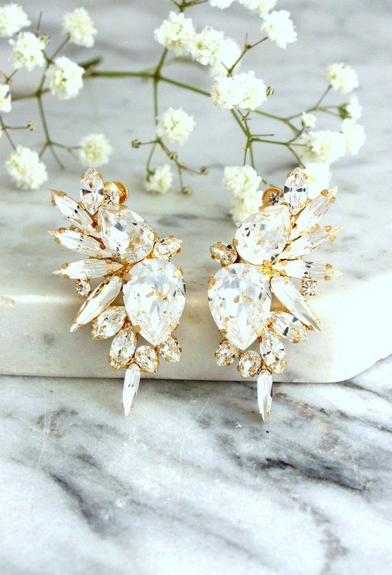 5e3bc044b13 Bridal Earrings