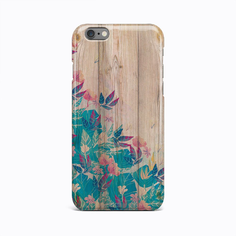 Flowers Floral Hard Case Cover For Apple iPhone 4 4S 5 5S 5c SE 6 6S 7 Plus #Apple