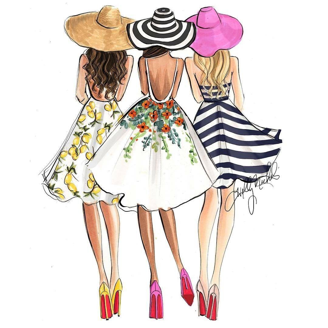 Derby Day Fashion Illustrations Pinterest Dessin Dessin De