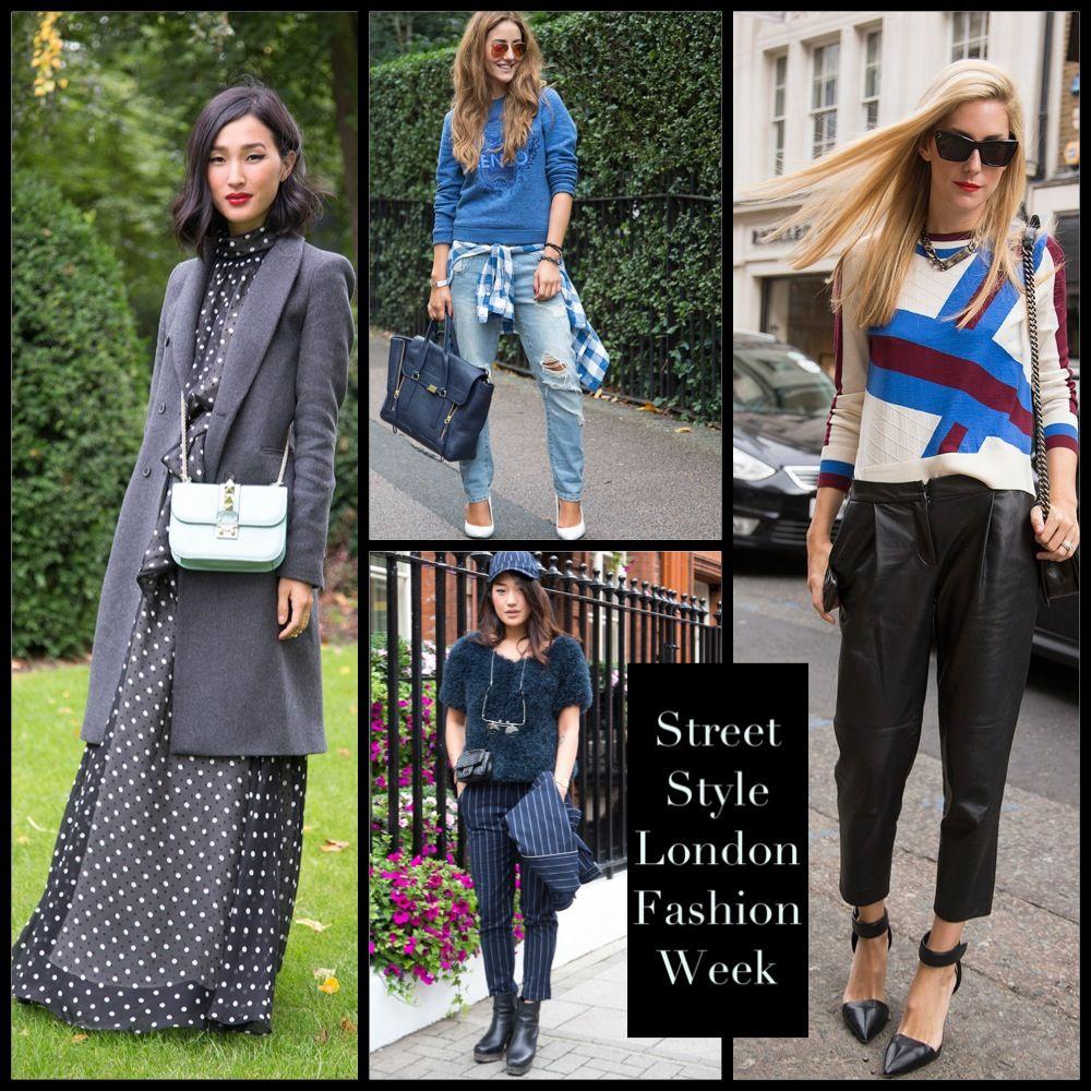 London Fashion Week Street Style - Play with proportions and textures, to do so wear jackets, blazers or sweaters... #londonfw #LFW #vogueuk #LFwend #collages #jackets #blazers #coats #sweaters #textures #proportions #moda #semanadelamoda #streetstyle #stylingtips #estilo #modans #moda #glam #chic #beautiful #stylish Collage made by @Ann Lee en Suma Editor