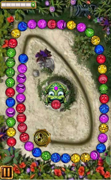 Zuma Deluxe BKG v1.0 APK Download Bocil Android News