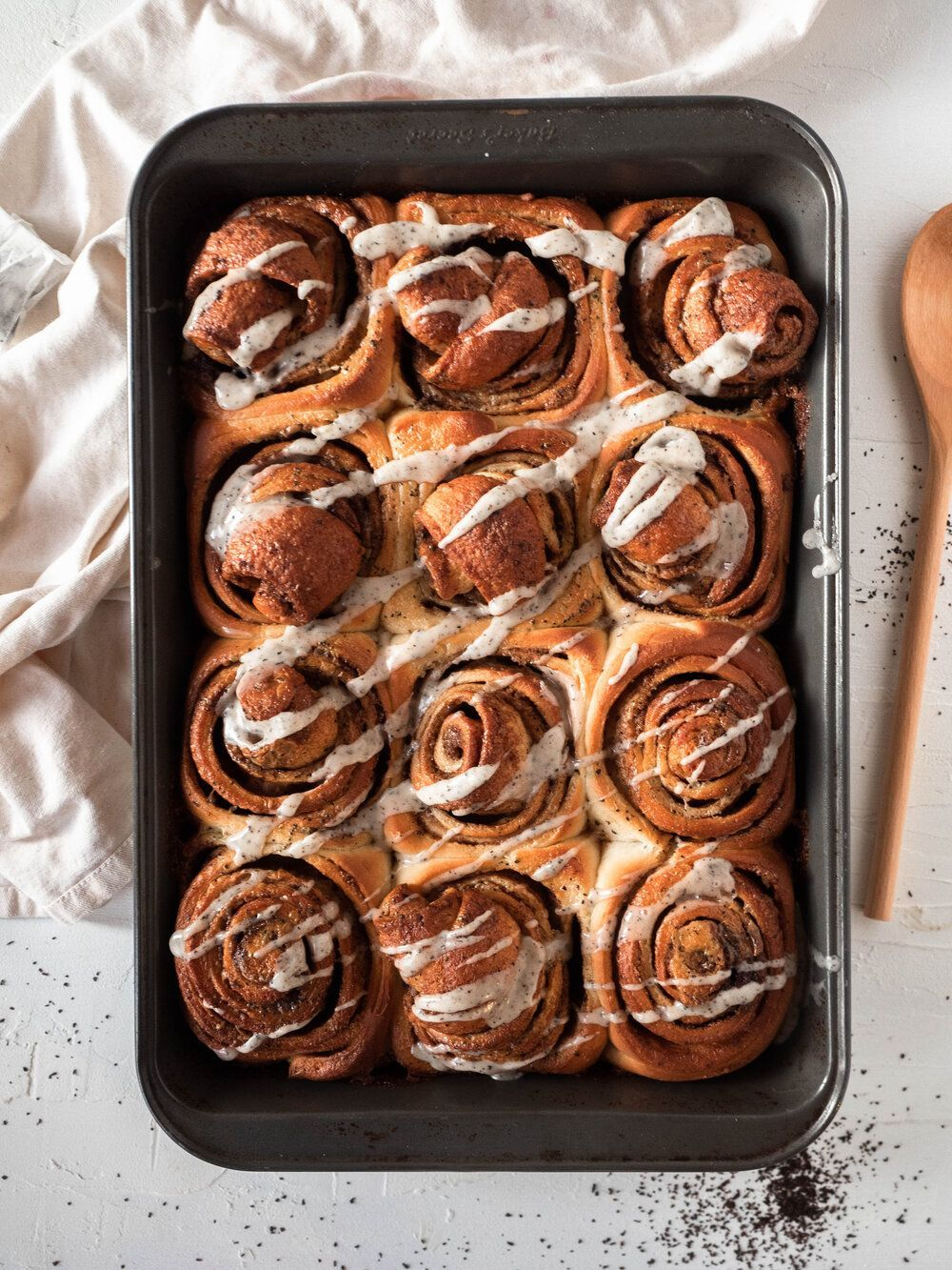 The Softest Earl Grey Cinnamon Rolls Recipe Cinnamon Rolls Fluffiest Cinnamon Rolls Sweet Buns