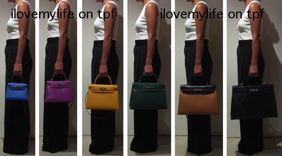 80989a75296a I want the 28!! The bag that came before the Birkin. It was eventually  named and most famously worn by Princess Grace Kelly