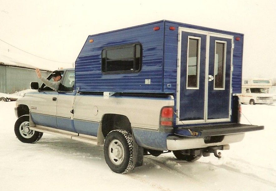Custom Built Truck Camper Slide In Truck Campers Truck Camper