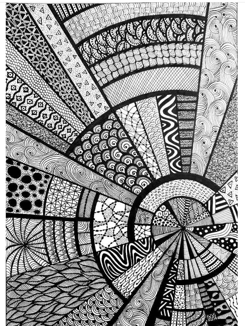 mandala design image by walters on drawings