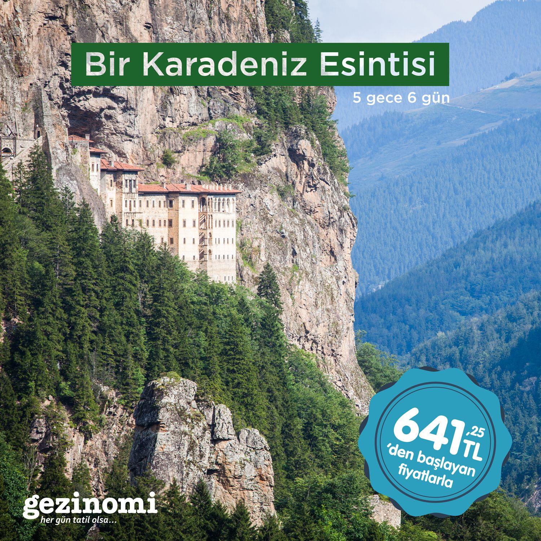 % 25 erken rezervasyon indirimi ve peşin fiyatına 9 taksit imkanıyla 5 gece 6 günlük eşsiz bir #Karadeniz Tatili için hemen yerinizi ayırın.  İletişim: ☎️ 0850 466 77 44