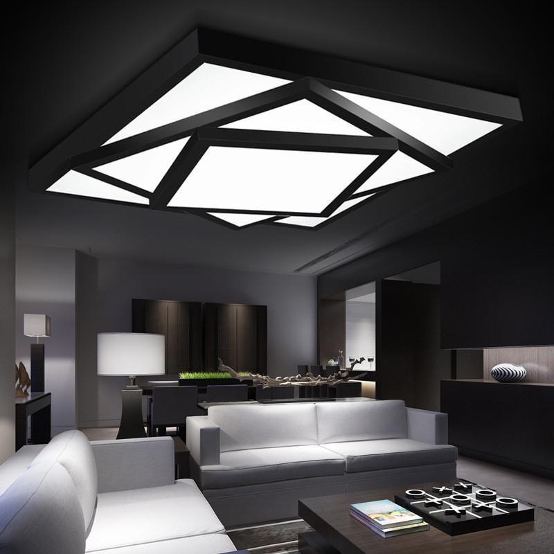 Modern led ceiling lights in 2020   Modern led ceiling ...
