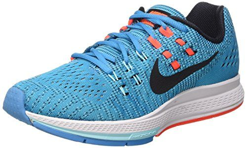 the best attitude 5c28a fc44e Nike Womens Air Zoom Structure 19 Running Trainers 806584 ...