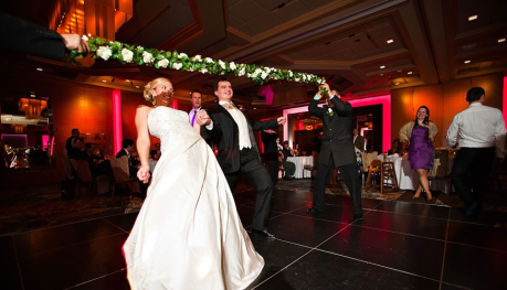 Fun Wedding Reception Activities | Wedding reception entertainment ...
