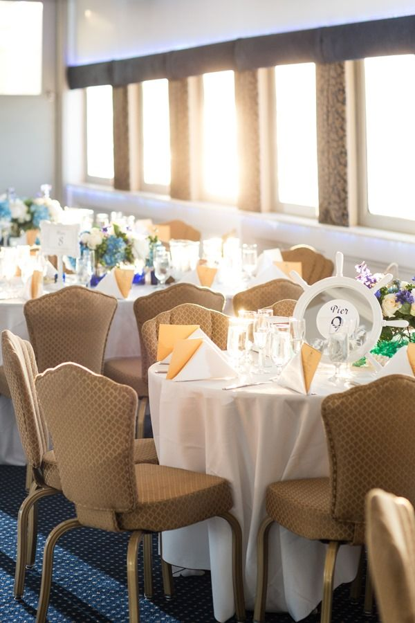 A Nautical Themed Yacht Wedding in New York - Munaluchi Bridal Magazine