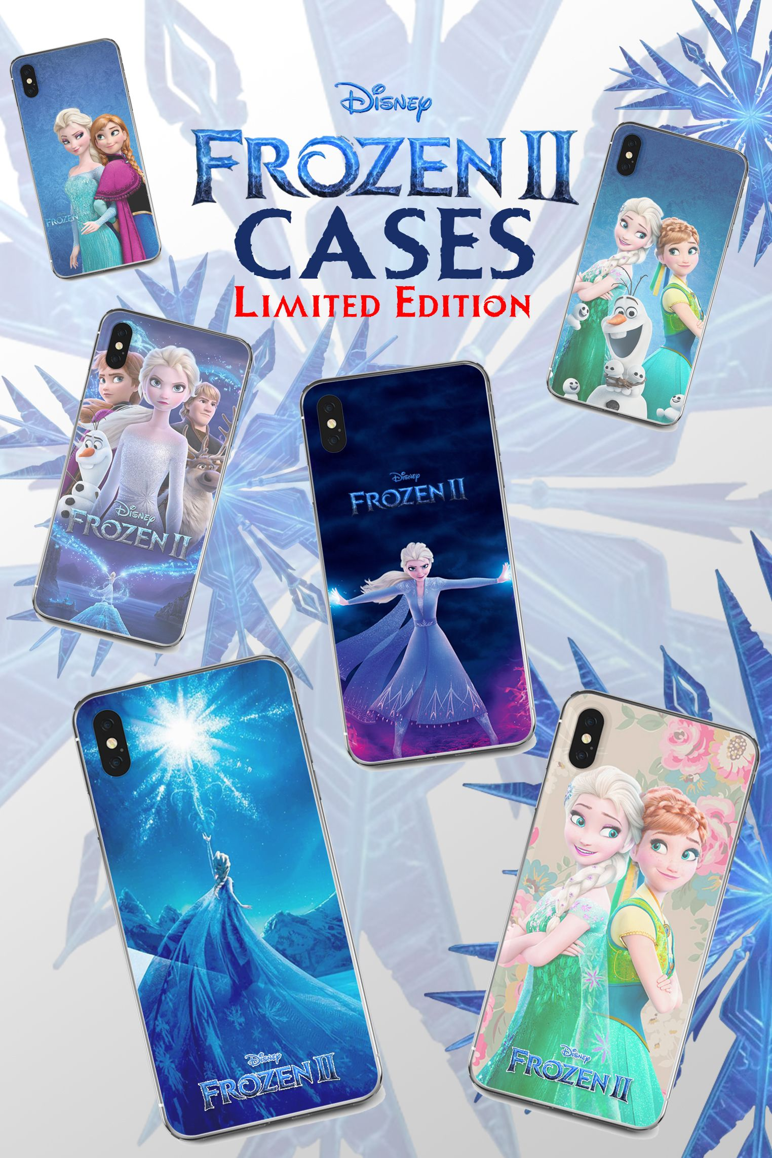 TOP FROZEN 2 CASES THAT YOU WILL LOVE! Android