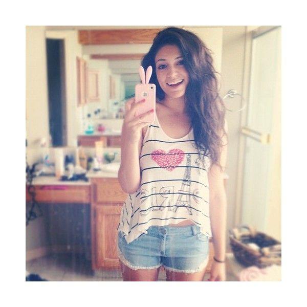 Bethany Noel Mota - Macbarbie07 ♥ via Polyvore