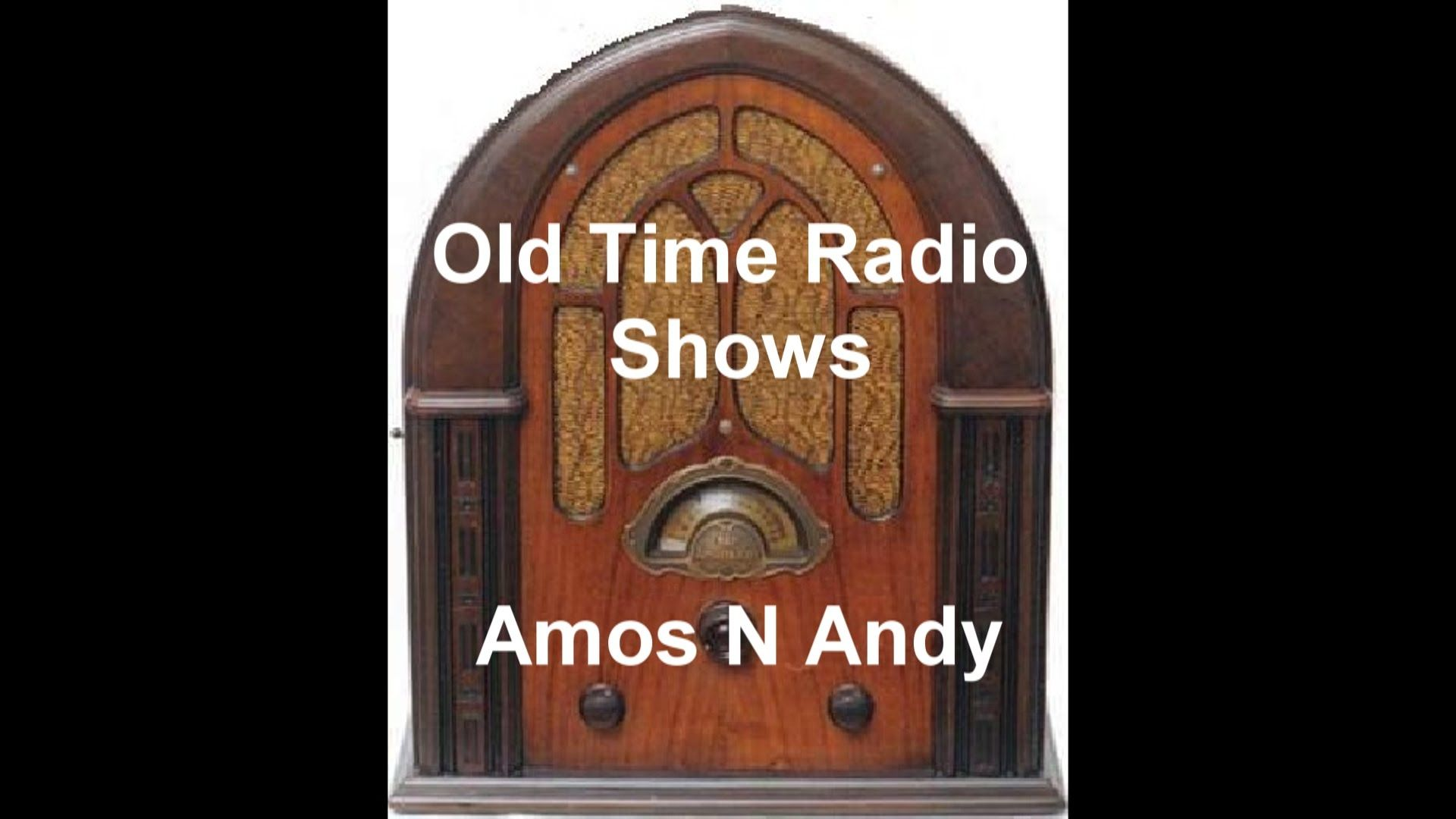 Amos N Andy Radio Show Locked Trunks Secret w/Peter Lorre Old Time Radio...