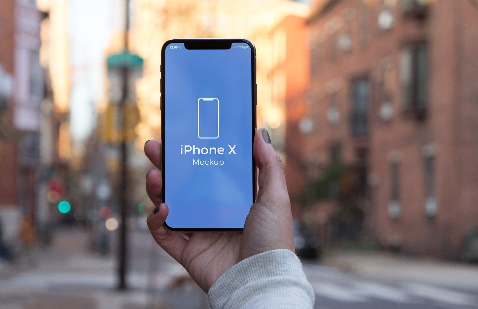 Download Mockup Handphone Template Yellowimages