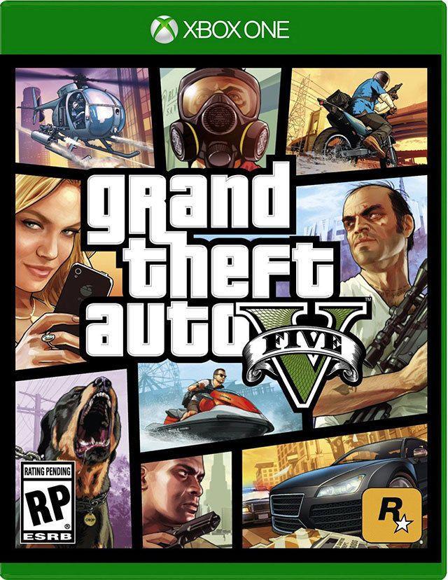 Grand Theft Auto V Gta 5 Xbox One Game Brand New With 1m In Game Money Dlc Grand Theft Auto Gta 5 Pc Gta 5 Xbox