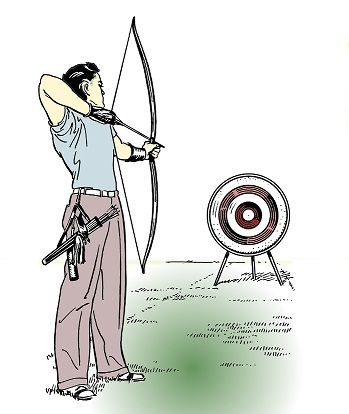 Bowhunting Basics For Beginners Fire A Bow Like Katniss In Hunger