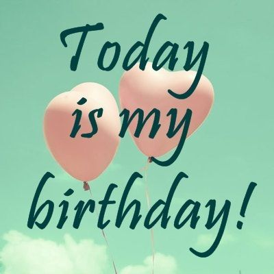 Today Is A Great Day Because It S My Birthday Keep Calm And Posters Generator Maker For Happy Birthday To Me Quotes Happy Birthday Quotes Its My Birthday