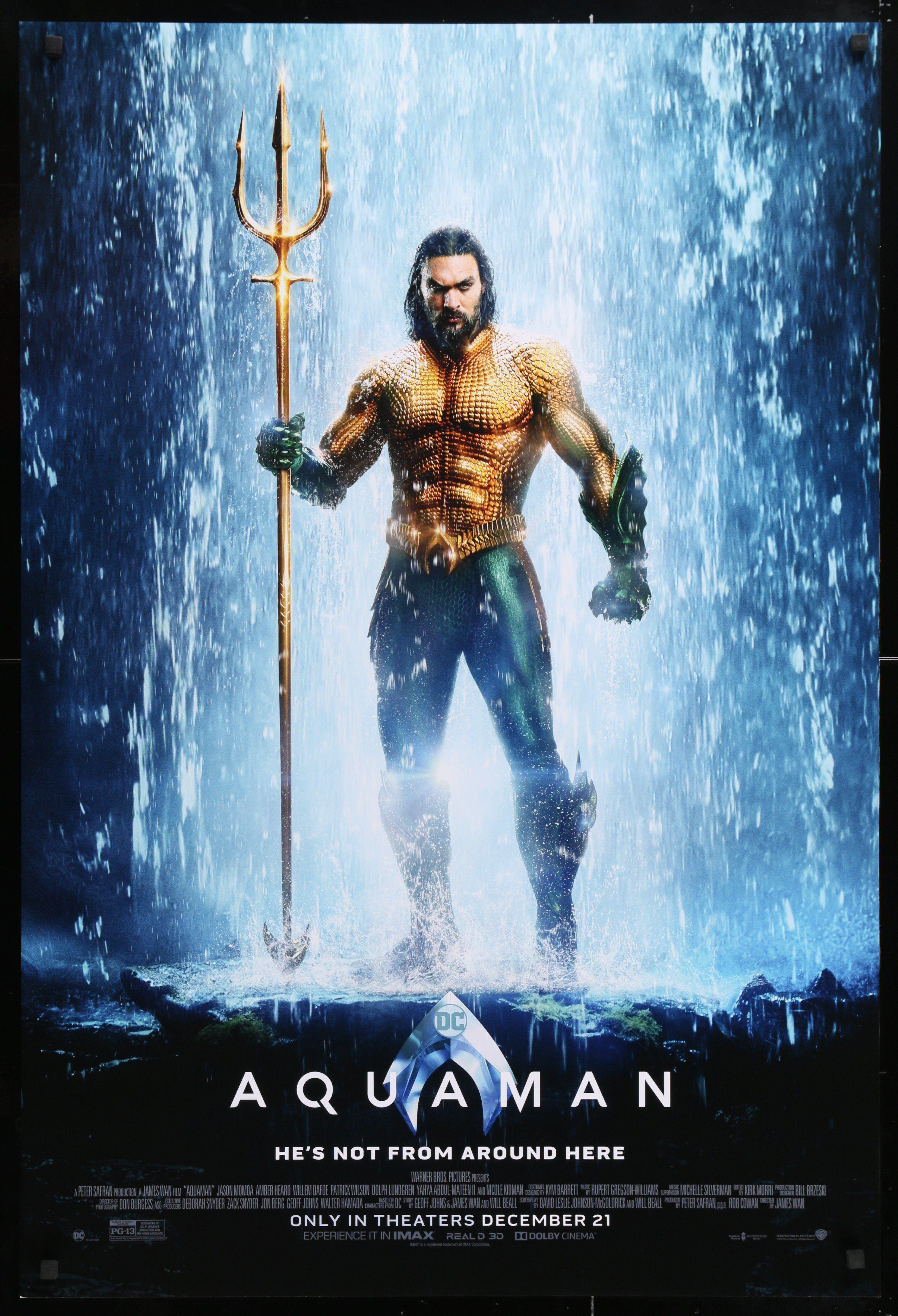 Aquaman 2018 In 2021 Aquaman Film Aquaman Movie Photo