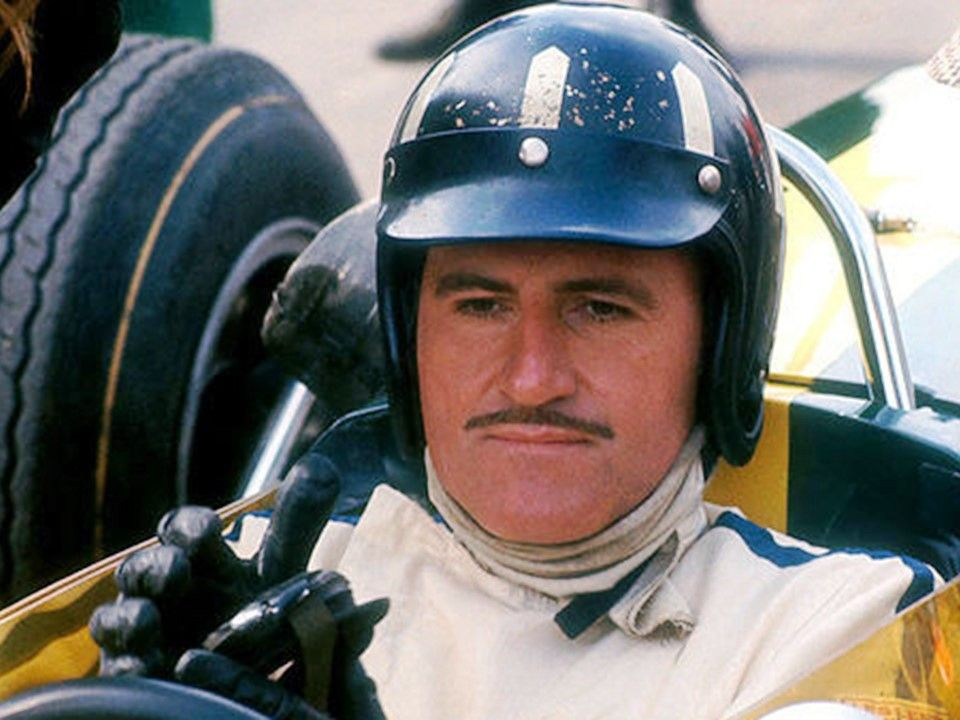 Graham Hill, 'Mr. Motor Racing' and 'Mr. Monaco', twice winner of the Formula One World Driver's Championship (1962 and 1968), winner of the Indy 500 at his first attempt (1966), five-time winner of the Monaco Grand Prix (1963, 1964, 1965, 1968, 1969), winner of the Le Mans 24 Hours (1972) and the only driver in racing history to have won the 'Triple Crown of Motorsport' (F1 championship, Indy 500 and Le Mans).