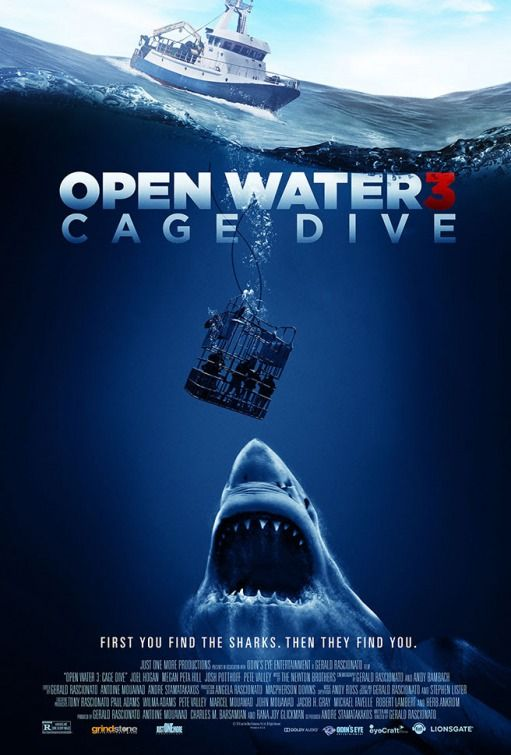 Open Water 3 Cage Dive Movie Trailer Https Teaser Trailer Com Movie Cage Dive Openwater3 Caged Free Movies Online Full Movies Online Free Hd Movies