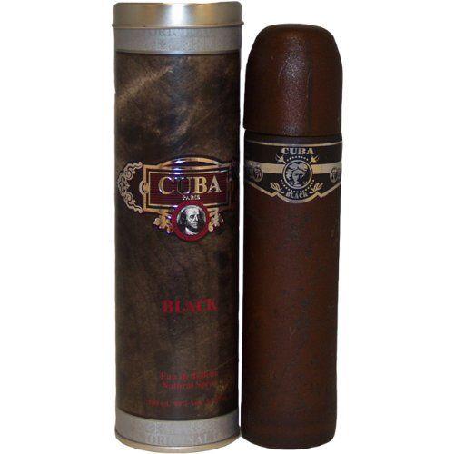Cuba Black By Cuba For Men 3 3 Ounce Edt Spray By Cuba 10 47 Cuba Black Was Launched By The Design House Of C Eau De Toilette Fragrance Fragrances Perfume