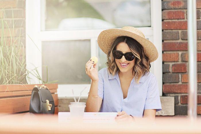 French Sun Hat