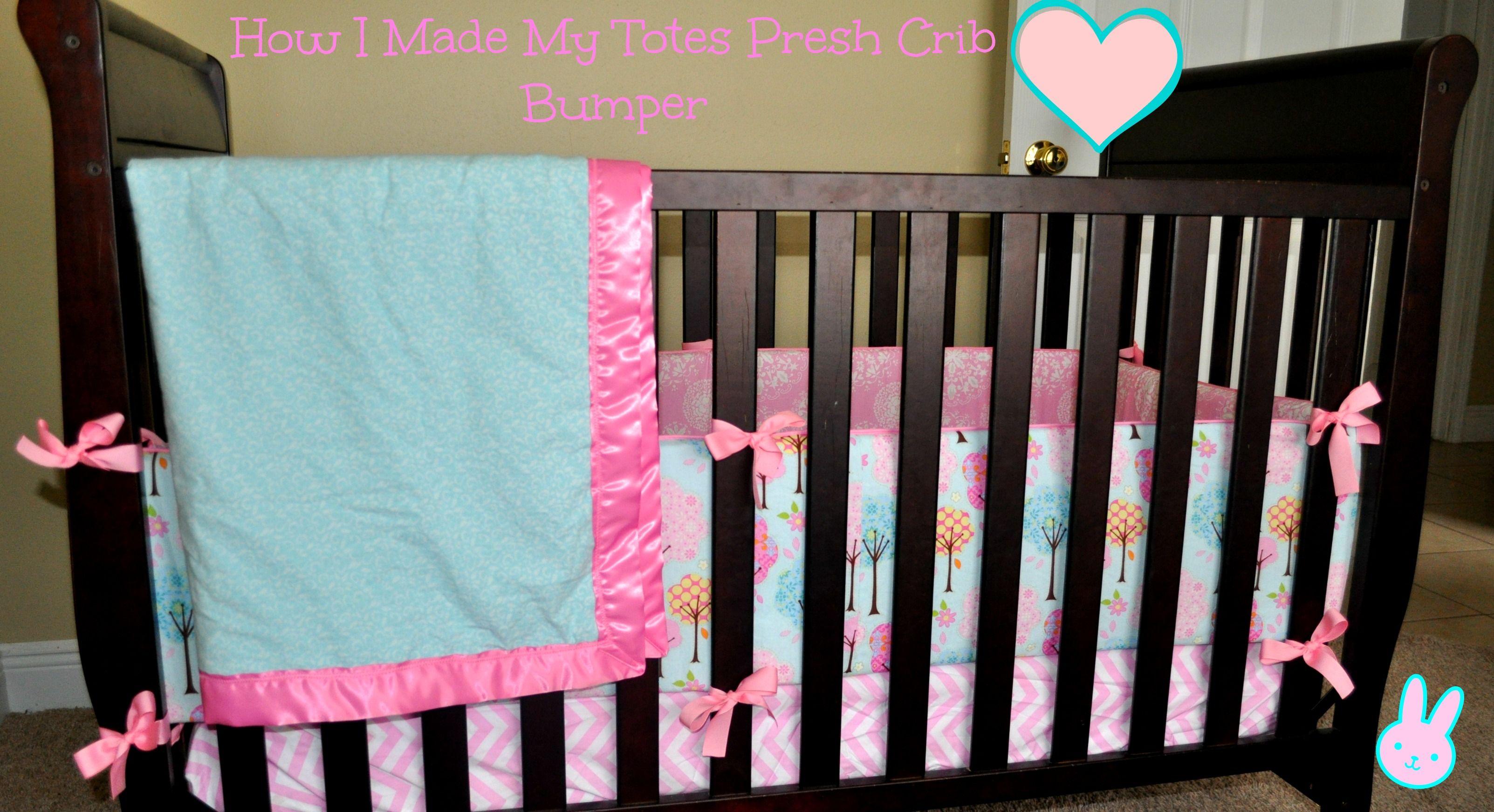 Crib Bumper Diy Crib Bumper Baby Crib Bumpers Diy Crib