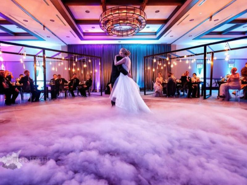Orlando Wedding Venue Alfond Inn Winter Park With Our Dj Rocks