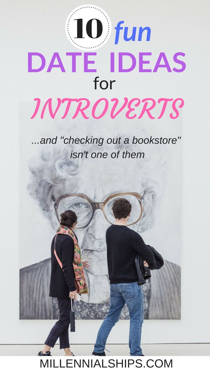 How to talk to introverts and dating