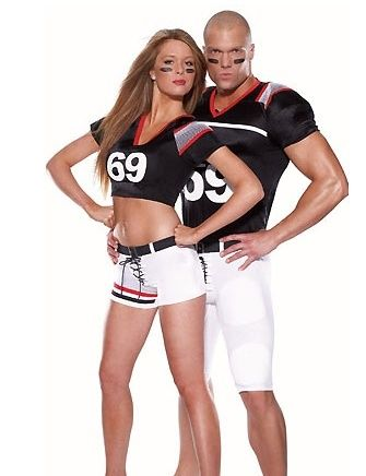 halloween costumes - Halloween Costume Football