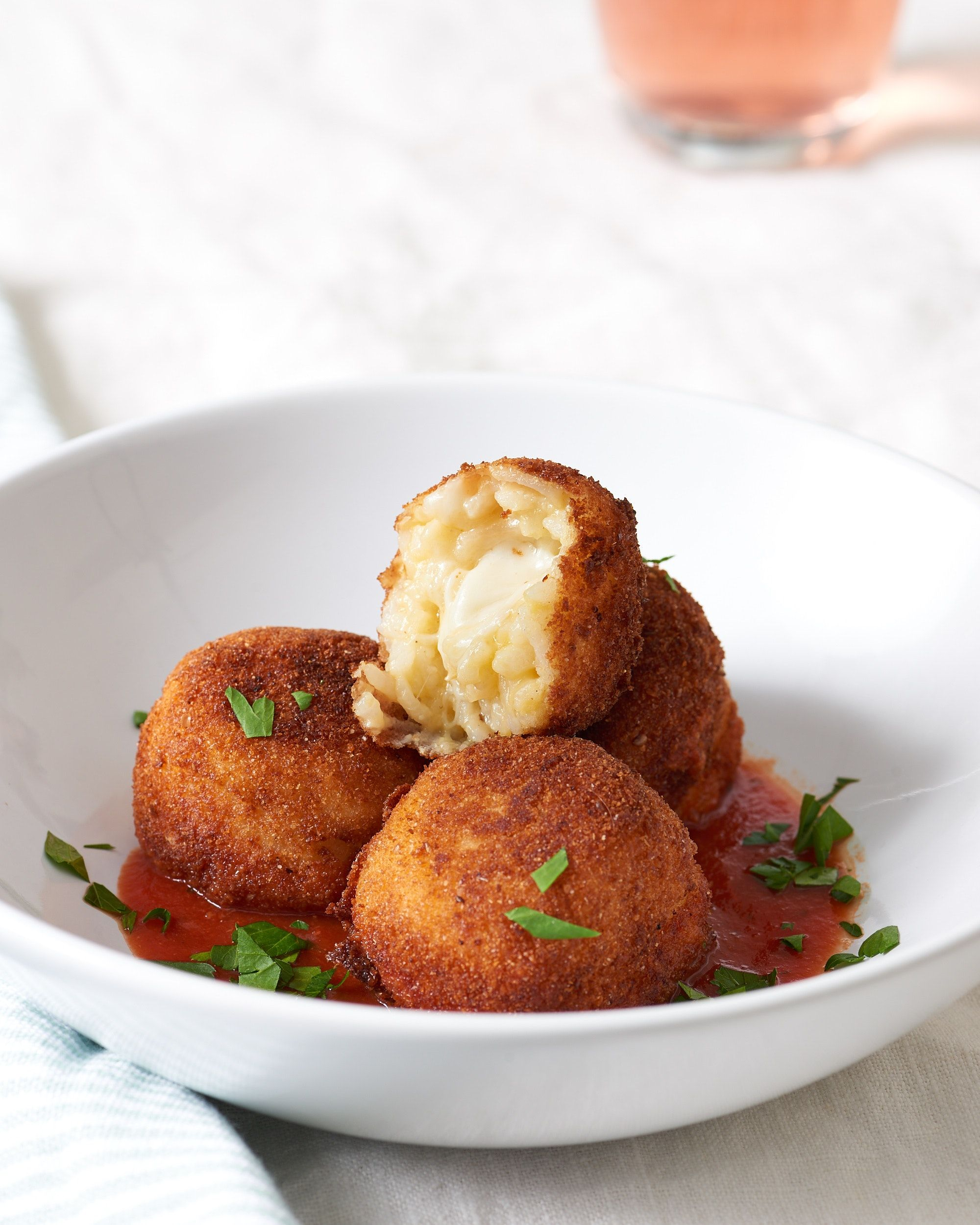 How To Make Easy Leftover Risotto Balls Arancini Cooking Lessons from The Kitchn