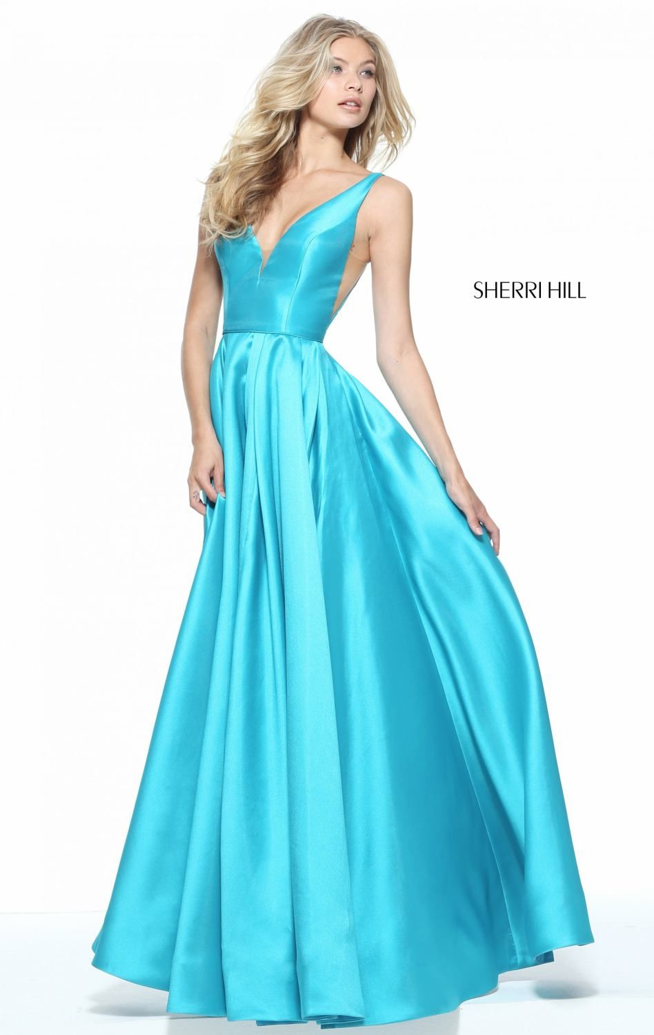 All eyes will be on you in this unforgettable evening dress by ...