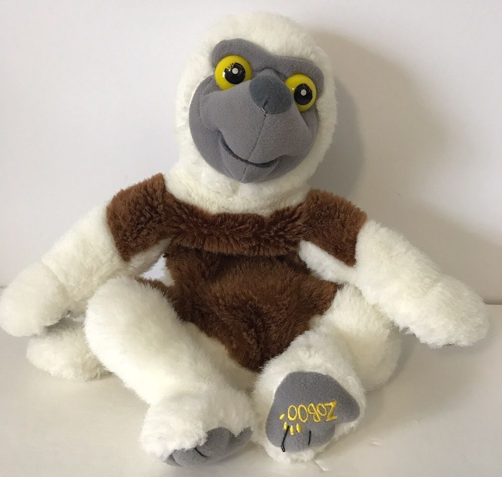 Zoboomafoo Puppet 2001 PBS Zoboomafoo Zo...