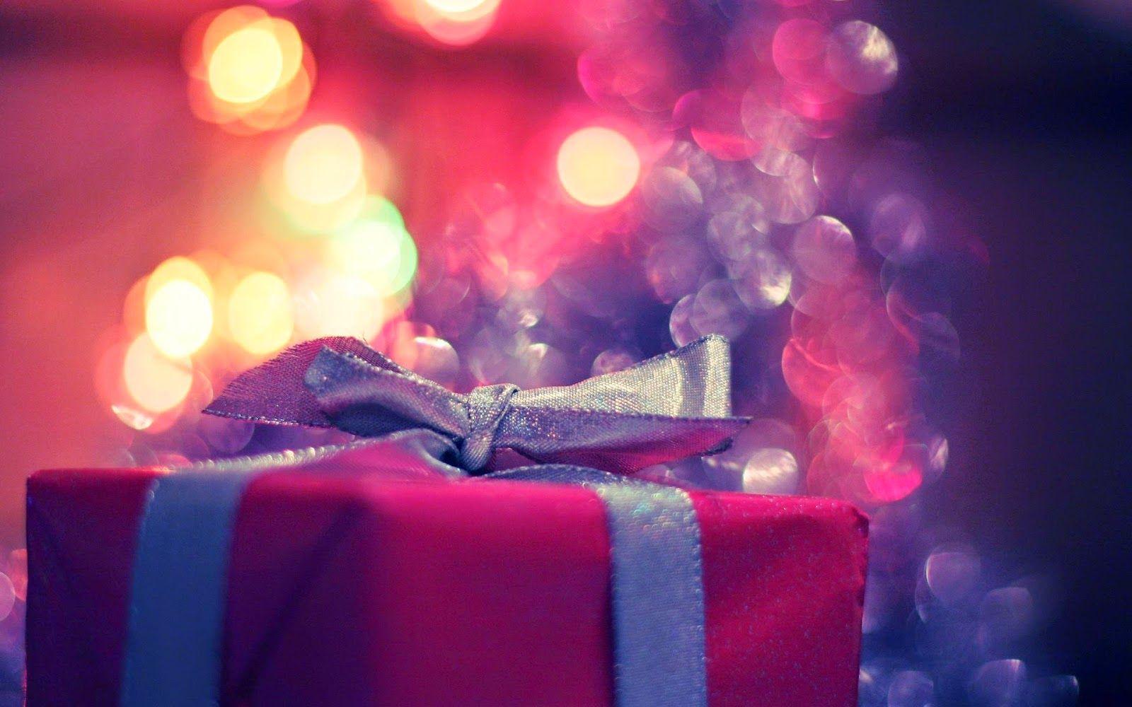 صور خلفيات هدايا مغلفة رائعة Hd مداد الجليد Pink Christmas Gifts Holiday Wallpaper Christmas Pictures