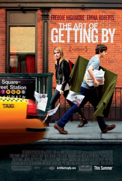 The Art Of Getting By A Arte Da Conquista Filmes Indie Filmes
