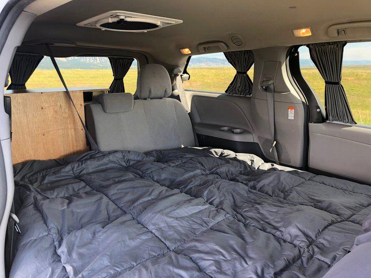 31++ Honda odyssey custom interior inspirations