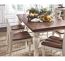 Marsilona 5 Piece Dining Set Future Kitchen Table B Ashley Furniture Dining Dining Room Sets Rectangular