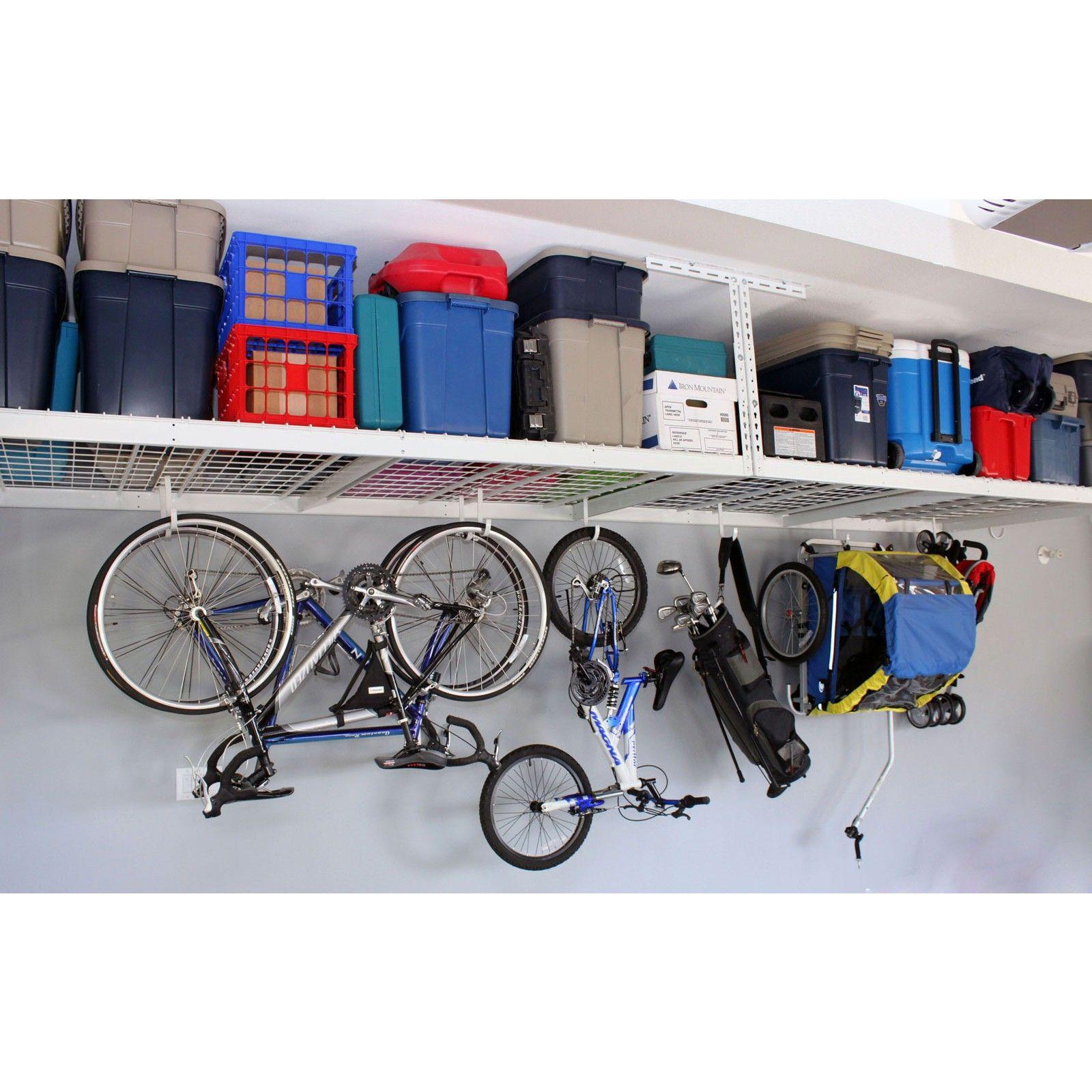 4x8 Overhead Garage Storage Rack Overhead Garage Storage Overhead Garage Garage Storage