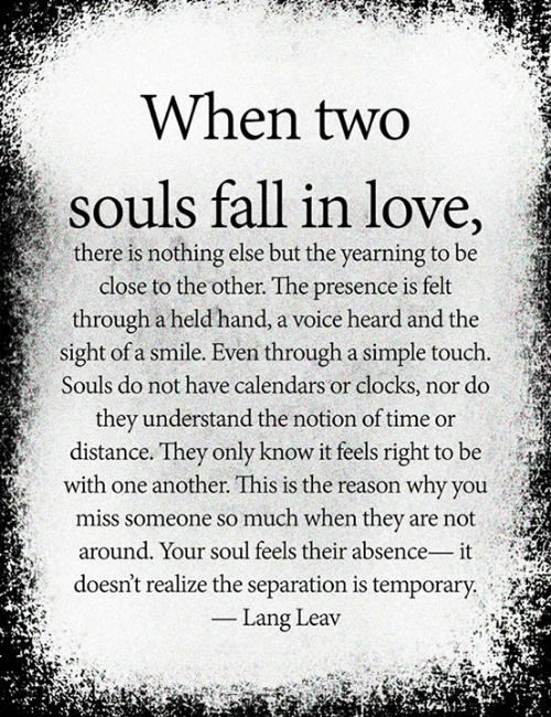 Pin By Katie W On Words And Thoughts Soulmate Love Quotes Love