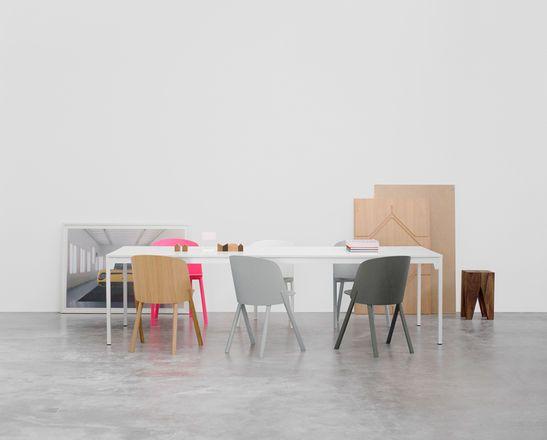 Frankfurt Table By Ferdinand Kramer Made By E15 Interieur Design