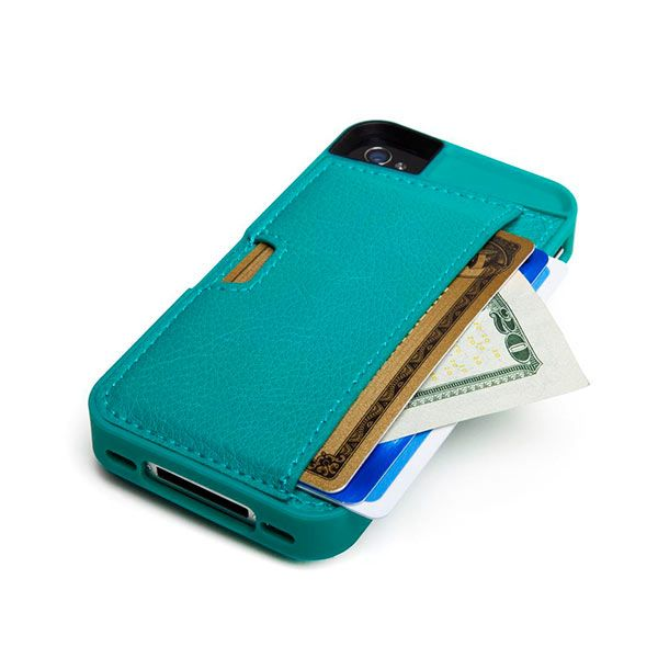 ThinkGeek :: Q Card Case For iPhone