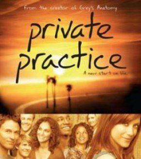 Sin Cita Previa Private Practice Series Y Peliculas Series De Tv Mejores Series