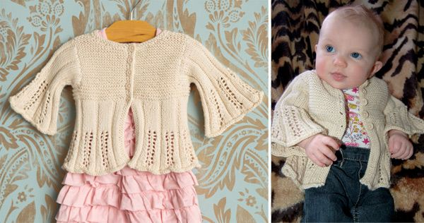 Free Baby And Toddler Sweater Knitting Patterns Free Baby Sweater