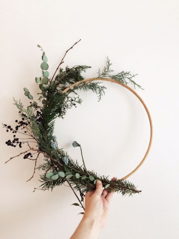 How to Decorate for Christmas in a Small Home — 600sqftandababy