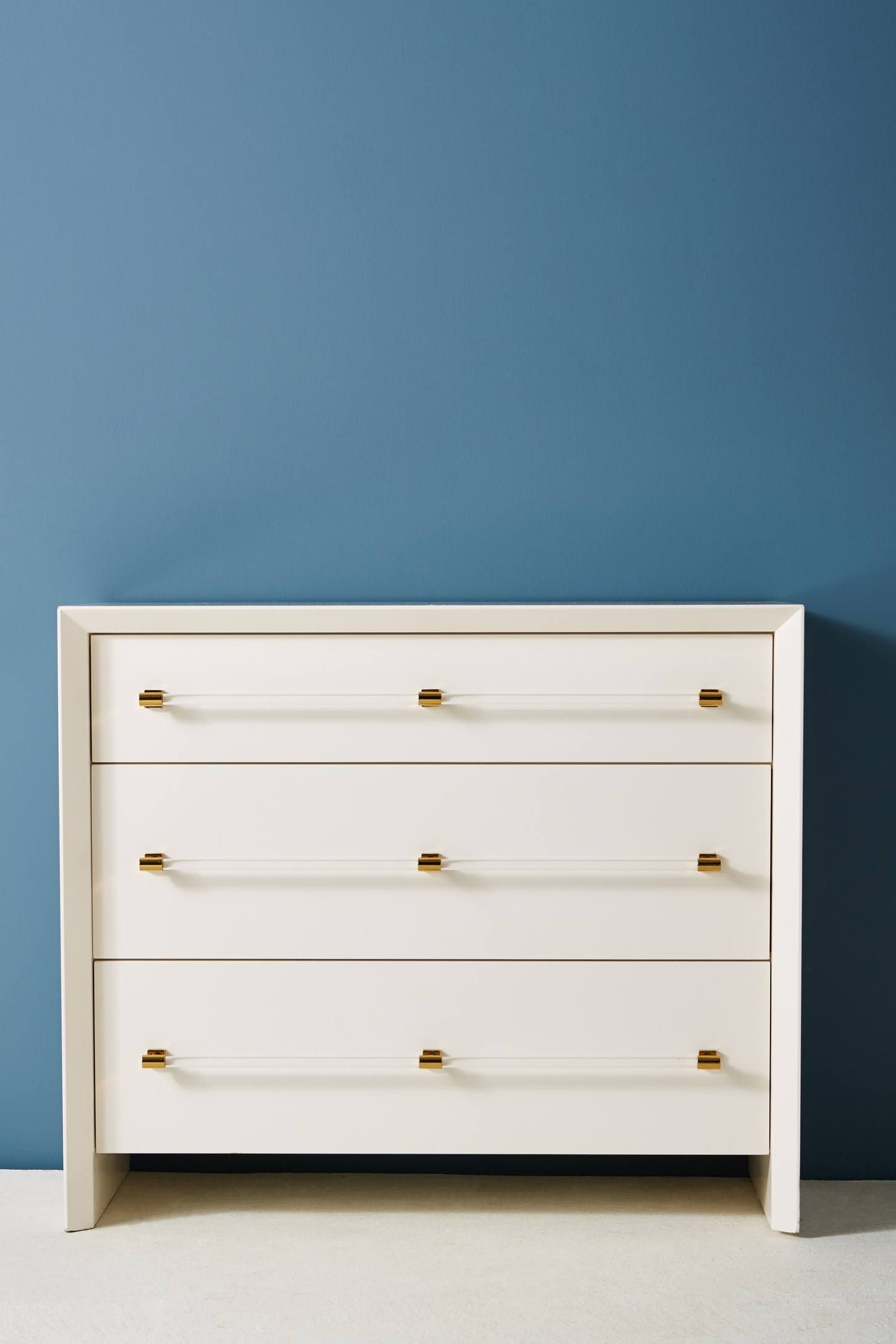 Merriton Three Drawer Dresser Three Drawer Dresser Dresser Drawers Country Bedroom Furniture