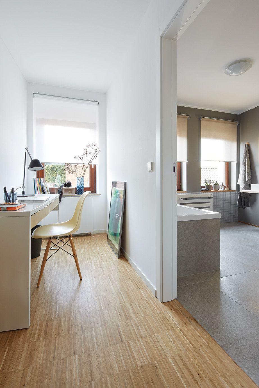 Elegant Privathaus Bonn Badezimmer Agrob Buchtal Fliese Trias zinkgrau x Mosaik Serie